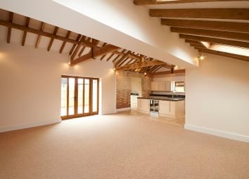 Thumbnail 3 bedroom barn conversion to rent in Warboys Road, Old Hurst, Huntingdon