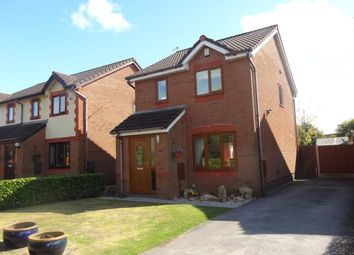 Thumbnail 3 bedroom detached house for sale in Holsands Close, Fulwood, Preston