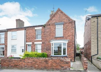 Thumbnail 2 bed terraced house for sale in John Street, Clay Cross, Chesterfield, Derbyshire