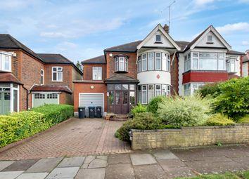 Thumbnail 4 bedroom semi-detached house for sale in Grange Park Avenue, Grange Park
