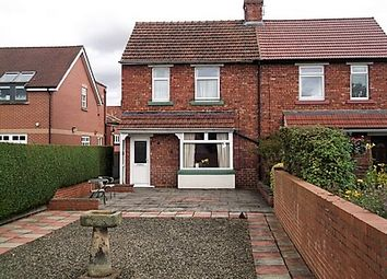 Thumbnail 3 bed semi-detached house for sale in Springwell Gardens, Northallerton