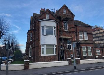 Thumbnail 1 bedroom flat to rent in Cheriton Gardens, Folkestone