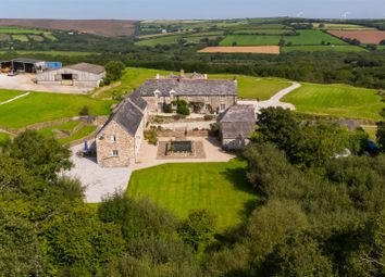 Thumbnail 10 bedroom detached house for sale in St. Wenn, Bodmin