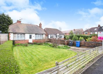 Thumbnail 2 bedroom detached bungalow for sale in Littleover Crescent, Littleover, Derby
