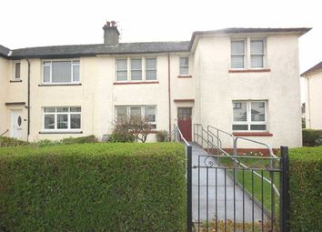 Thumbnail 2 bed flat for sale in Cedar Avenue, Clydebank