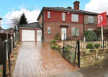 Thumbnail 3 bed semi-detached house for sale in Flanderwell Lane, Bramley, Rotherham, South Yorkshire