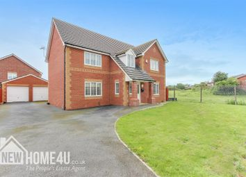 4 bed detached house for sale in Ewloe Heath, Buckley CH7