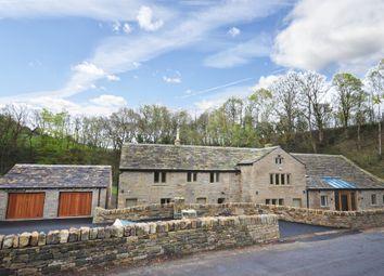 Thumbnail 4 bed barn conversion for sale in Gynn Lane, Honley, Holmfirth
