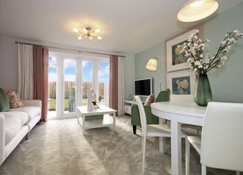 "Thumbnail 2 bed end terrace house for sale in ""Winton"" at Fox Lane, Green Street, Kempsey, Worcester"