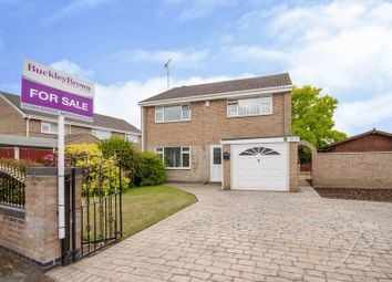 Thumbnail 4 bed detached house for sale in Sandgate Road, Mansfield Woodhouse, Mansfield