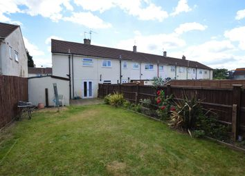 Thumbnail 2 bed end terrace house for sale in Ambleside Drive, Leicester