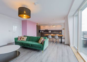 Thumbnail 3 bedroom flat to rent in Derny Avenue, Stratford, London