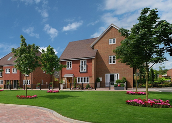 Thumbnail 2 bed flat for sale in De Burgh Gardens, Tadworth