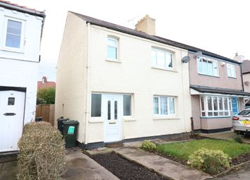 Thumbnail 3 bed semi-detached house to rent in Kings Road, Little Sutton, Ellesmere Port
