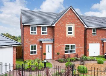 "4 bed detached house for sale in ""Radleigh"" at Newton Abbot Way, Bourne PE10"