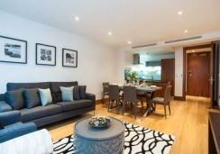 Thumbnail 4 bedroom flat to rent in Baker Street, Marylebone