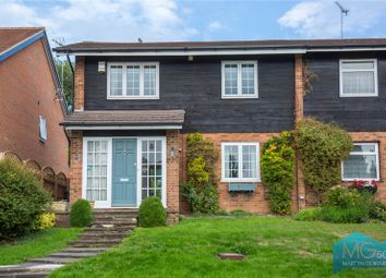 Thumbnail 3 bedroom semi-detached house for sale in Todhunter Terrace, Barnet, Hertfordshire