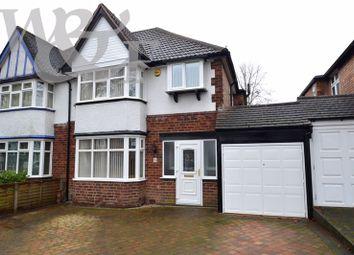 Thumbnail 3 bed semi-detached house for sale in Dare Road, Erdington, Birmngham