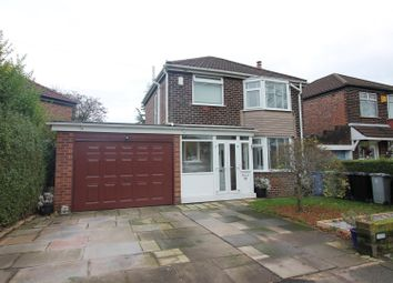 3 bed detached house for sale in Lansdowne Road, Flixton, Urmston, Manchester M41
