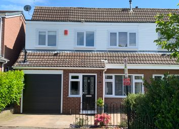 4 bed semi-detached house for sale in Wentworth Drive, Kidsgrove, Stoke-On-Trent ST7