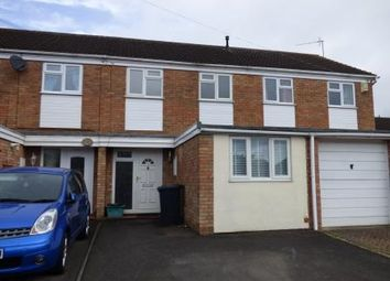 Thumbnail 3 bed terraced house to rent in Barrow Close, Quedgeley, Gloucester