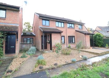 Thumbnail 3 bed semi-detached house for sale in Merryman Drive, Crowthorne, Berkshire