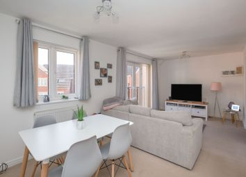 Thumbnail 1 bed flat for sale in Whitehead Drive, Rochester