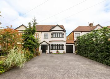 Thumbnail 5 bedroom semi-detached house for sale in The Ridgeway, London