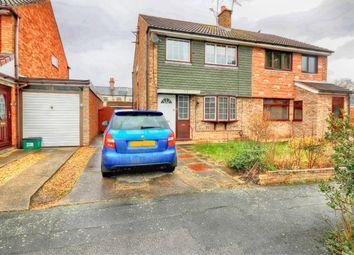 Thumbnail 3 bed semi-detached house for sale in Dunmore Road, Little Sutton, Ellesmere Port