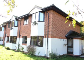 Thumbnail 2 bed flat for sale in Brandon Road, Church Crookham, Fleet