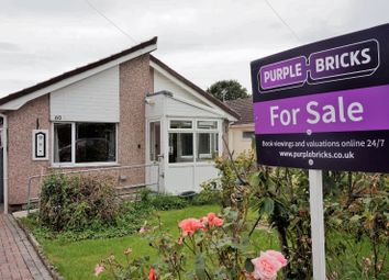 Thumbnail 3 bed detached bungalow for sale in Gors Road, Abergele