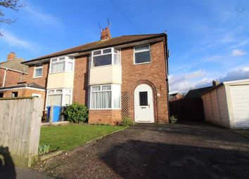 Thumbnail 3 bedroom semi-detached house for sale in Pinecroft Road, Ipswich