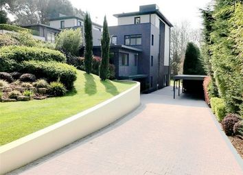Thumbnail 3 bedroom detached house for sale in Mount Grace Drive, Evening Hill, Poole, Dorset