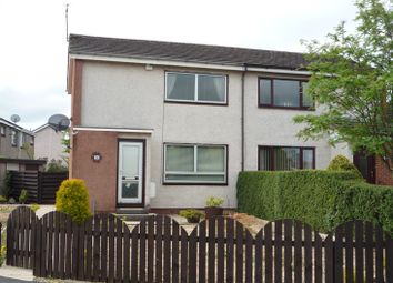 Thumbnail 2 bedroom semi-detached house to rent in Lothian Crescent, Causewayhead, Stirling