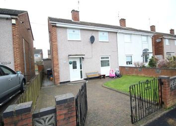 Thumbnail 3 bed semi-detached house for sale in Blair Drive, Bedworth