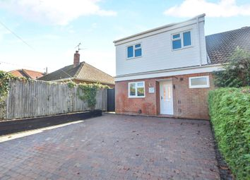 Thumbnail 3 bed semi-detached house for sale in Foxley Lane, Binfield, Bracknell, Berkshire