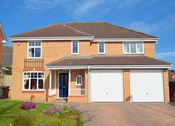 Thumbnail 5 bed detached house for sale in Stuart Crescent, Culllompton