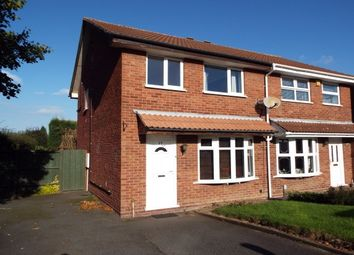 Thumbnail 3 bed property to rent in Sandpiper, Wilnecote, Tamworth