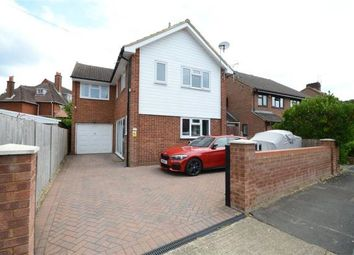 Thumbnail 4 bed detached house for sale in Avondale Road, Aldershot, Hampshire