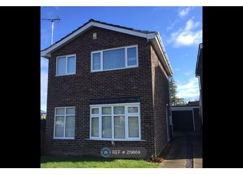 Thumbnail 3 bed detached house to rent in Dronfield Woodhouse, Dronfield