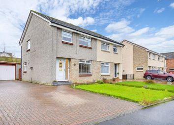3 bed semi-detached house for sale in 53 East Greenlees Crescent, Cambuslang, Glasgow G72