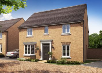 "Thumbnail 4 bed detached house for sale in ""Bradgate"" at Southern Cross, Wixams, Bedford"