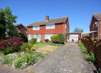 Thumbnail 3 bed semi-detached house for sale in Sparrow Road, Great Cornard, Sudbury