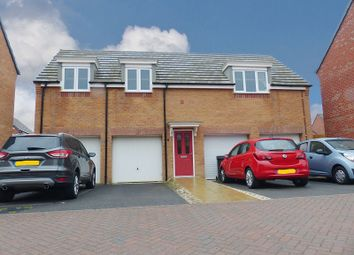 Thumbnail 2 bed property for sale in Violeta Crescent, Peterborough, Cambridgeshire.