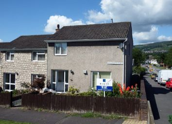 Thumbnail 3 bed end terrace house for sale in Kenilworth Place, Cwmbran, Torfaen.