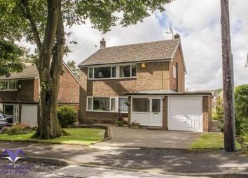 Thumbnail 4 bed detached house for sale in Old Hall Lane, Mottram, Hyde