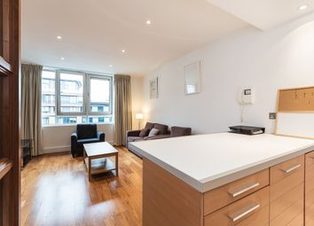 Thumbnail 1 bedroom flat to rent in Peninsula Apartments, Praed Street, London