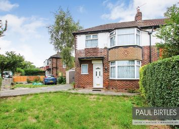 Thumbnail 3 bed semi-detached house for sale in Lansdowne Road, Flixton
