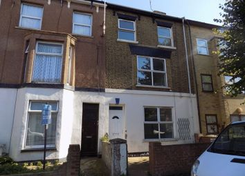 Thumbnail 4 bed terraced house to rent in Alma Road, Sheerness