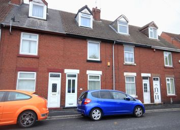 Thumbnail 3 bed terraced house to rent in Queens Road, Carcroft, Doncaster